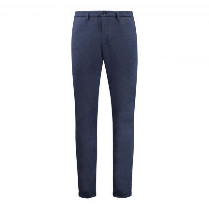Chino in Jersey-Qualität blau (040)   31   30