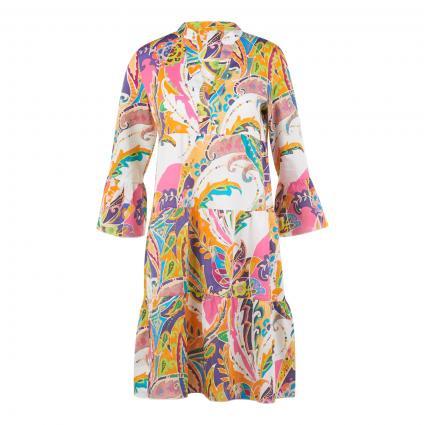 Kleid mit Paisley-Muster divers (890 multi aop) | 36