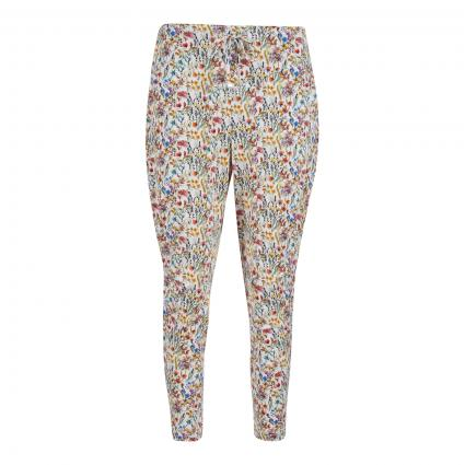 Hose 'Gira' mit All-Over Druck  pink (118 candy) | 38