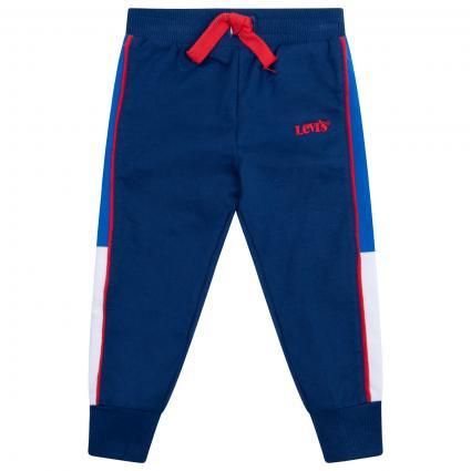 Jogginghose mit Colour-Blocking  blau (U29 ESTATE BLUE) | 86
