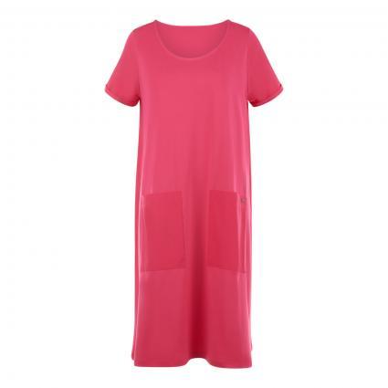 Kleid aus Jersey pink (419 fuchsia)   XL
