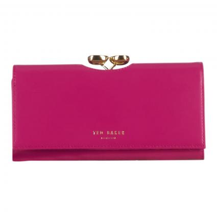 Portemonnaie 'Inndigo' aus Leder pink (PINK) | 0