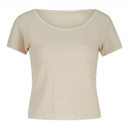 T-Shirt 'Femys' ecru (ECRU) | S
