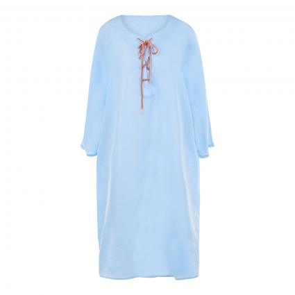 Kleid 'Zico'  blau (SKY BLUE SB009) | M