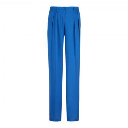 Weite Hose 'Zantaloupe'  blau (DEEP SEA DS04)   40