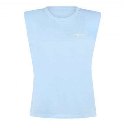 T-Shirt 'Zafari'  blau (SKY BLUE SB009)   XS