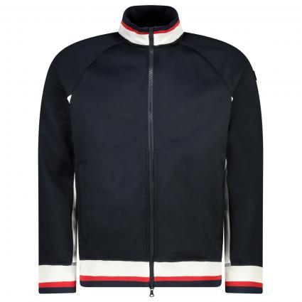 Sweatshirt Jacke mit Colour-Blocking marine (013 Navy) | XXL