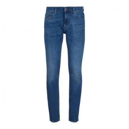 Skinny-Fit Jeans 'Ronnie' blau (GB light blue) | 33 | 34