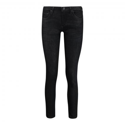 Super Skinny-Fit Jeans schwarz (BLACK)   27