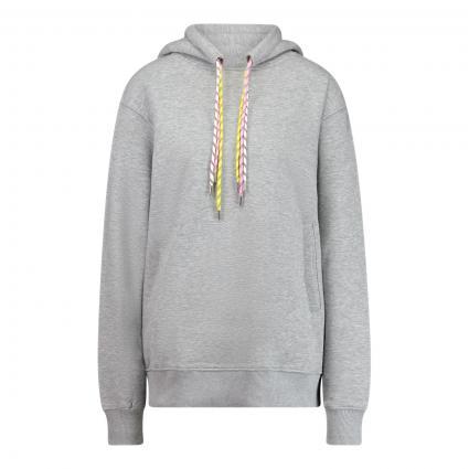Hoodie 'Felp' mit Einschubtaschen  grau (light grey) | M