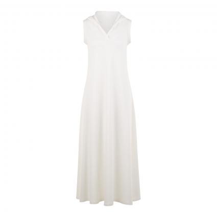 Kleid 'Clara' mit Kapuze  weiss (001)   XS