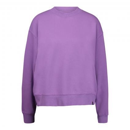 Sweatshirt 'Western Sws'  lila (AMETHYST ORCHID) | M
