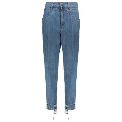High-Waist Jeans 'TALYA' blau (010 blue) | 28