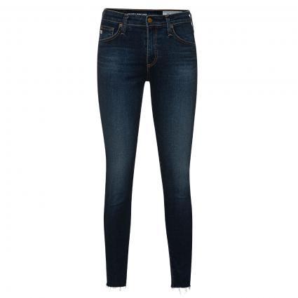Skinny-Fit Jeans 'Farrah' marine (05YGRS)   27