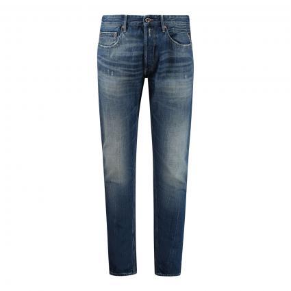 Regular Slim-Fit Jeans 'Willbi' blau (009)   33   34