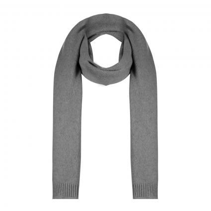 Schal mit Merino-Anteil grau (1818 grigio) | 0