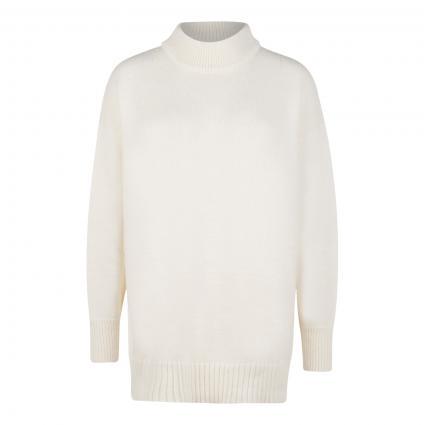 Langer Pullover 'Anapurna' ecru (OFF WHITE OW01)   L