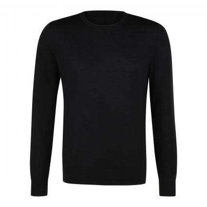 Pullover 'Nichols' schwarz (050 black ) | L
