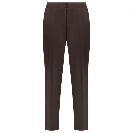 Hose mit elastischem Bund braun (58 brown)   50