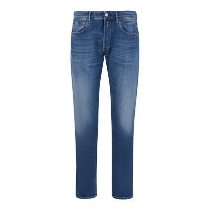 Regular Slim-Fit Jeans 'Willbi' blau (009)   32   34