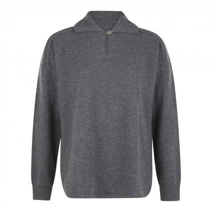 Pullover aus Cashmere grau (1032 med grey) | 36