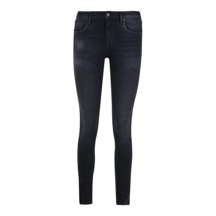 Skinny-Fit Jeans 'Annette'  marine (TOLV TRAIN OF LOVE)   26