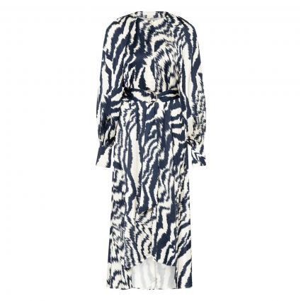 Kleid 'Sandiia' mit Musterung ecru (NATURAL) | 36
