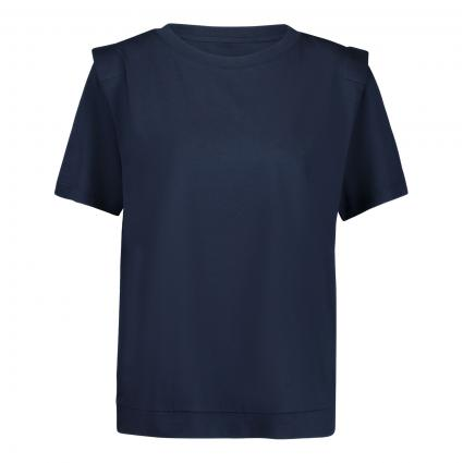 T-Shirt 'Klaaraa' mit Rundhalsausschnitt marine (MIDNIGHT) | 36
