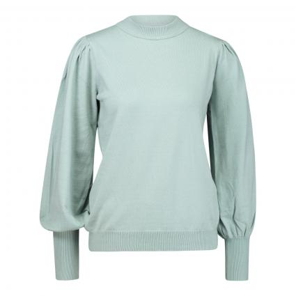 Pullover 'Talma Rachelle'  türkis (BLUE SURF)   L
