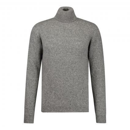 Pullover mit Rollkragen grau (4018 grigio)   52