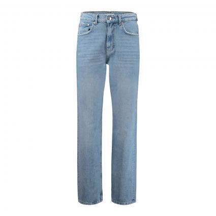 High-Waist Jeans  blau (5048 STANDARD BLUE) | 42