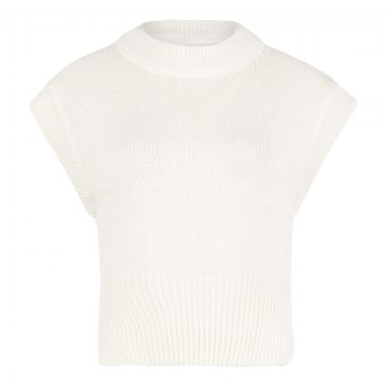 Pollunder 'Meg Knitted' ecru (1212 WARM WHITE)   S
