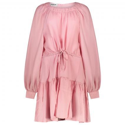 Kleid 'ALIPA' mit Ballonärmel rose (OINK ROSE OR20) | 42