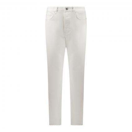 Straight Leg-Jeans 'Girly' weiss (WHHO WHITE HORSE)   25