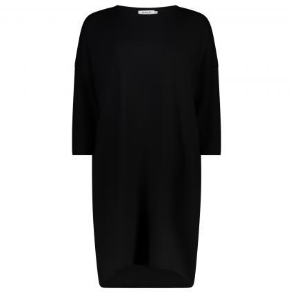 Pullover 'RACHELLE' mit Rundhalsausschnitt  schwarz (BLACK)   S/M