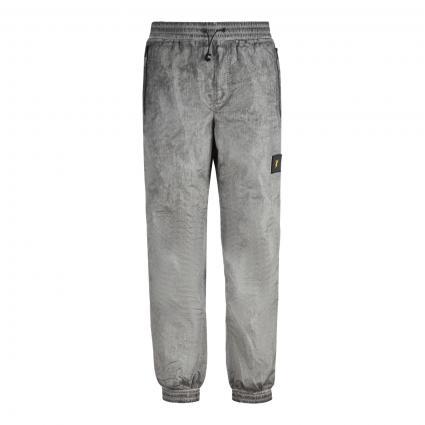 Track Pants mit Bund grau (W519 acid wash)   S