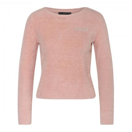 Pullover 'Candace' mit Strass-Logo rose (G6K6 PRETTY IN PINK) | M
