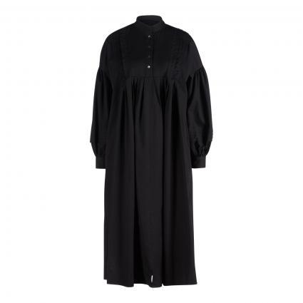 Kleid 'Clementine' mit weiten Ärmeln schwarz (900 black) | 40