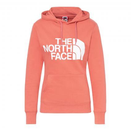 Hoodie mit großem Logo-Druck rose (UBG FADED ROSE) | L