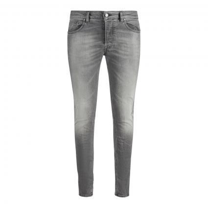 Slim-Fit Jeans 'Morten' grau (733 mid grey)   30   32