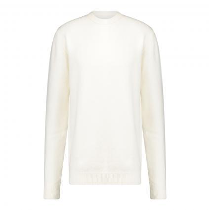 Pullover 'Janny' mit Rundhalsausschnitt ecru (045 white dusk) | XL