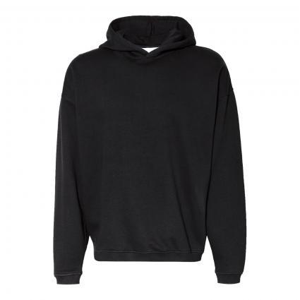Sweatshirt 'Falcon' mit Print schwarz (900 black)   L