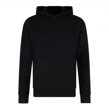 Hoodie 'Mark' schwarz (999 black) | S