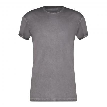 T-Shirt 'Zander' in Vintage-Optik schwarz (901 vintage black)   XXL