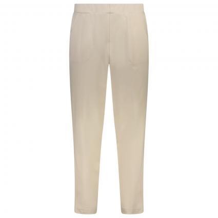 Hose mit elastischem Bund beige (14 beige) | 48