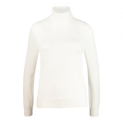 Pullover aus Cashmere ecru (1002 cream)   36