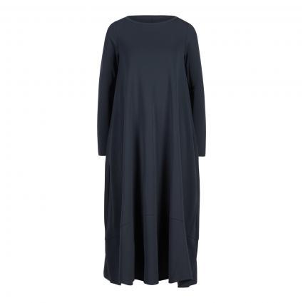 Jerseykleid 'Nyssa' grau (003 rauchblau) | L