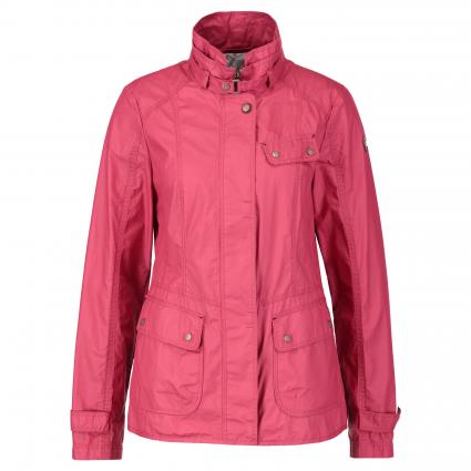 Jacke mit gewachster Oberfläche pink (0071 ROSA/PINK) | 44