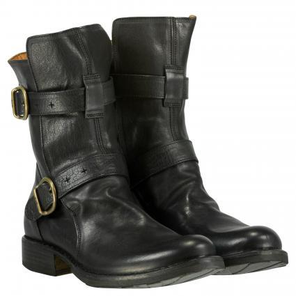 Boots 'Eternity' aus Leder schwarz (CUSNA NERO) | 36