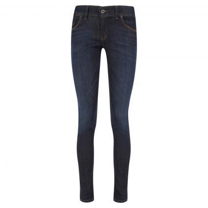 Slim-Fit Jeans 'Skara' blau (068 liverpool wash) | 28 | 30